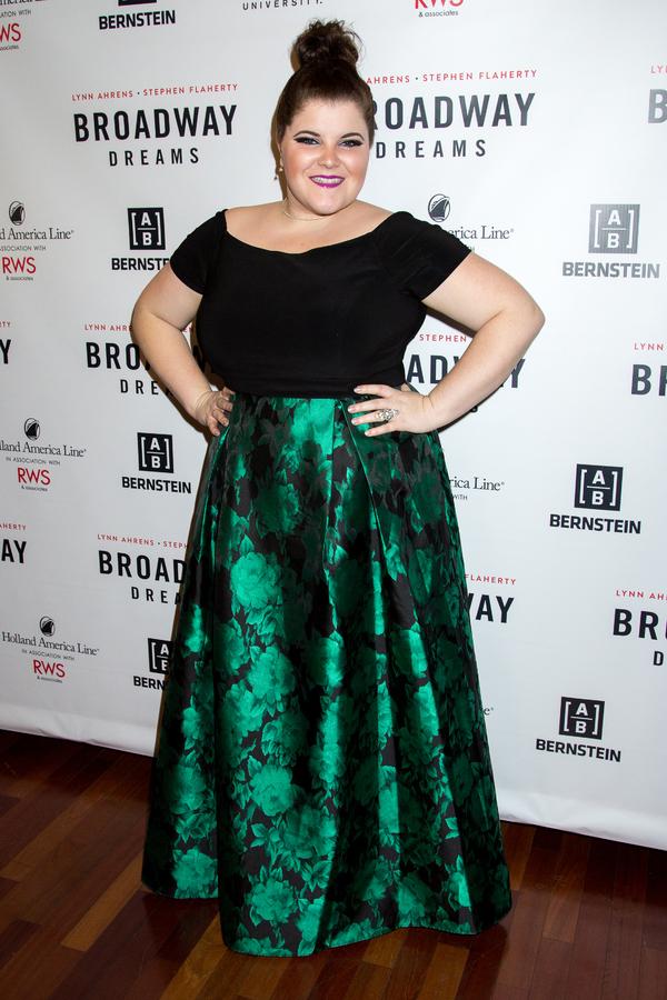 Photo Coverage: Broadway Dreams Gala Honors Lynn AhrensandStephen Flaherty