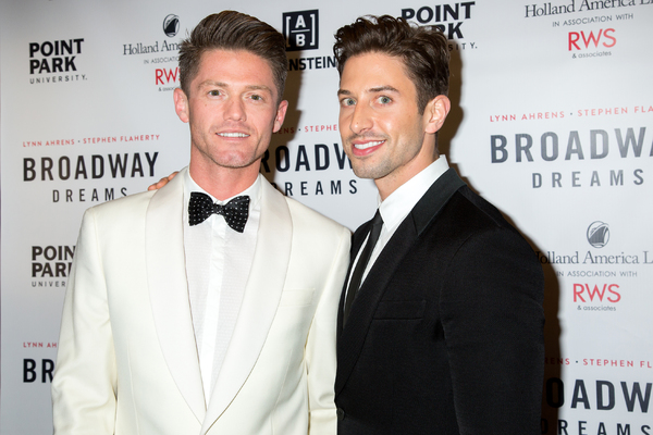 Spencer Liff, Nick Adams