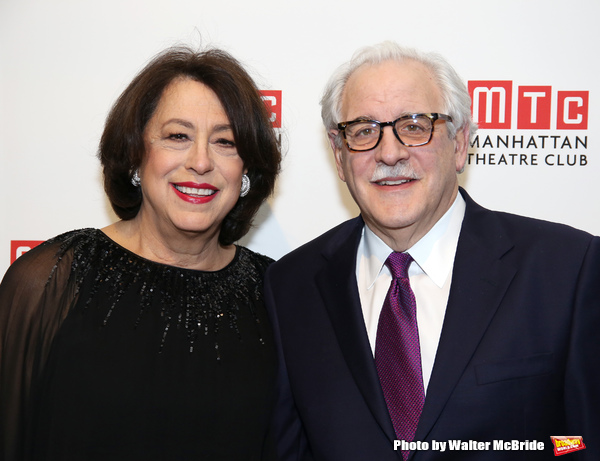 Photo Coverage: MTC Honors Nathan Lane at 2016 Fall Gala