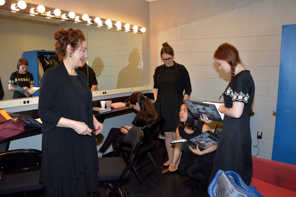 Photo Coverage: Project Shaw Presents ALICE SIT-BY-THE-FIRE
