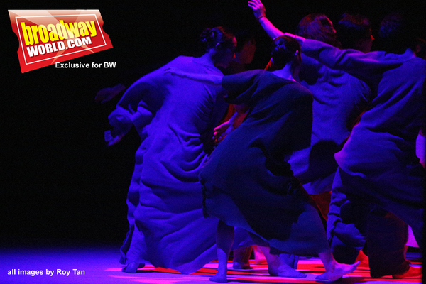 Photo Coverage: Cloud Gate 2 Performs in OUT OF ASIA 2 at Sadler's Wells