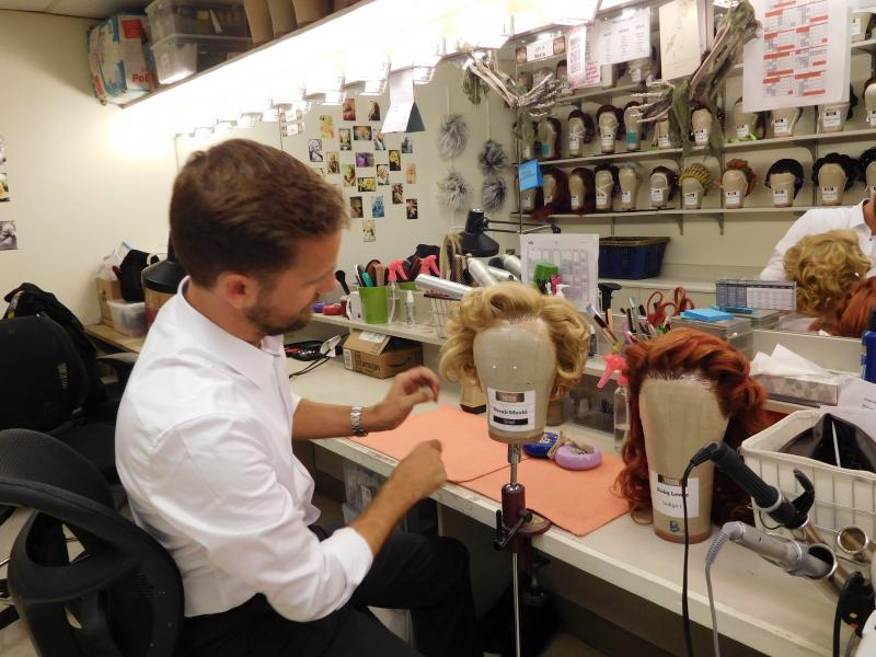 BWW Exclusive: Broadway Hair Designers Sound Off About What They Do and How They Do It!