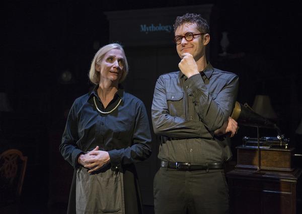 Delia Kropp and Matt Holzfeind Photo