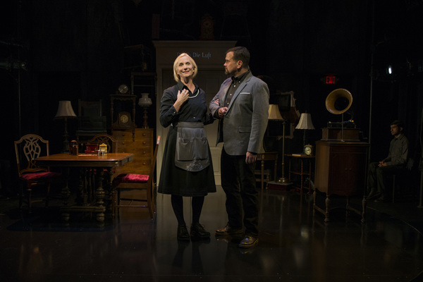 Delia Kropp and Scott Duff Photo