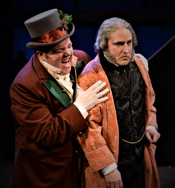 Photo FLASH: A CHRISTMAS CAROL at Theatre Three
