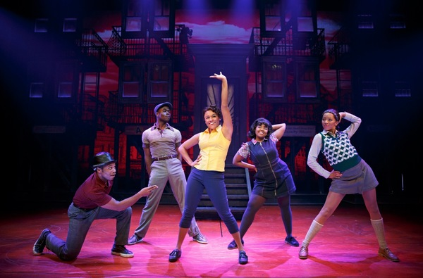 Photo Flash: First Look at A BRONX TALE on Broadway!
