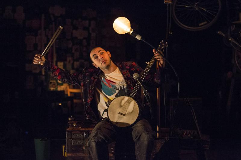 BWW Review: Gideon Irving Makes His Own Kind of Sense -And Music - in MY NAME IS GIDEON, I'M PROBABLY GOING TO DIE, EVENTUALLY