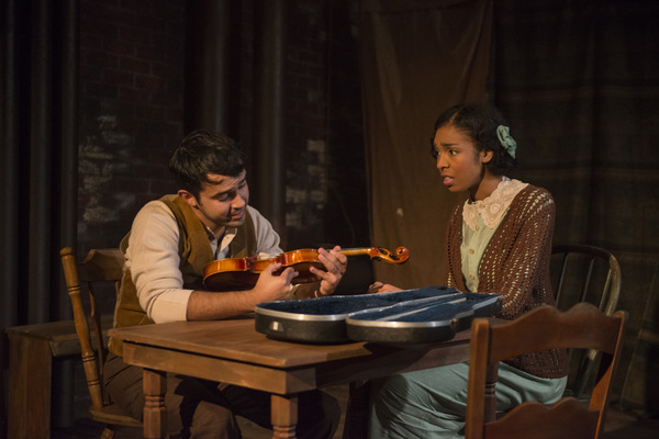 Photos: First Look at Griffin Theatre Company's WINTERSET at The Den Theatre