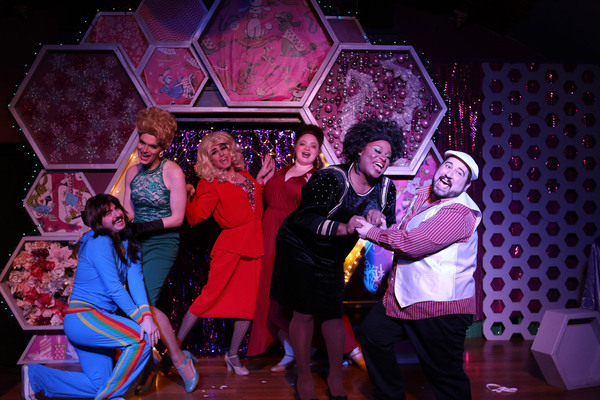 Photo Flash: Hell in a Handbag's THE RIP NELSON HOLIDAY SPECTACULAR