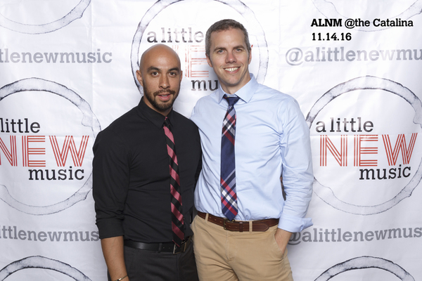 Artistic Producer Kila Packett and Managing Producer Luke Klipp Photo