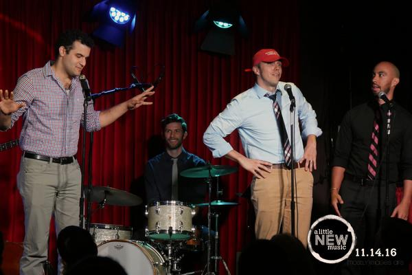 Travis Leland (with a little help from co-producers Luke Klipp and Kila Packett) Photo