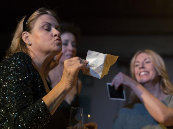 Rae Mancini, Milly Massey, Melissa Penick Photo