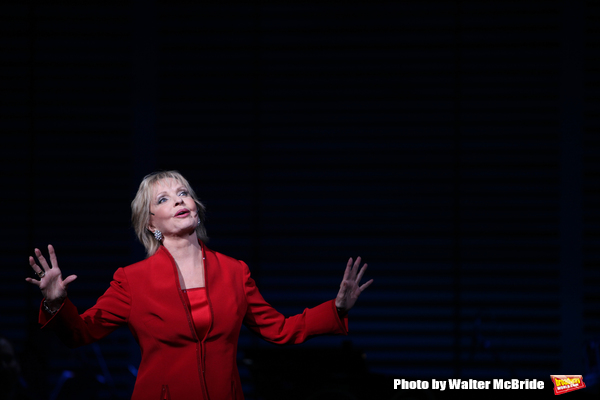 Florence Henderson performing in BROADWAY BACKWARDS 5 - One Night Only Concert produced by Broadway Cares/Equity Fights Aids and benefiting BC/EFA & The Center at The Vivian Beaumont Theatre in New York City. February 22, 2010