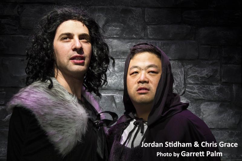BWW Review: Definitely Game On For THRONES! THE MUSICAL PARODY