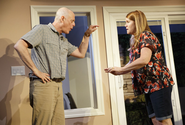 Mark Blum & Mare Winningham
