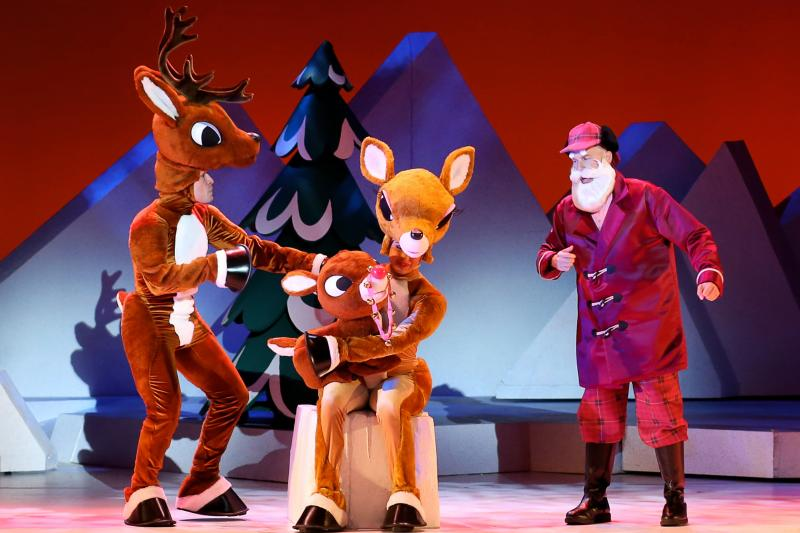 BWW Interview: Director/Choreographer Dana Solimando on RUDOLPH THE RED-NOSED REINDEER: THE MUSICAL