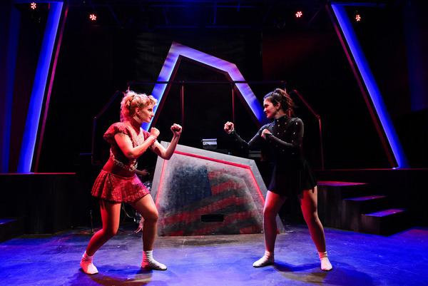 Photo Flash: Underscore Theatre Company, in association with Harborside Films, presents TONYA AND NANCY: THE ROCK OPERA