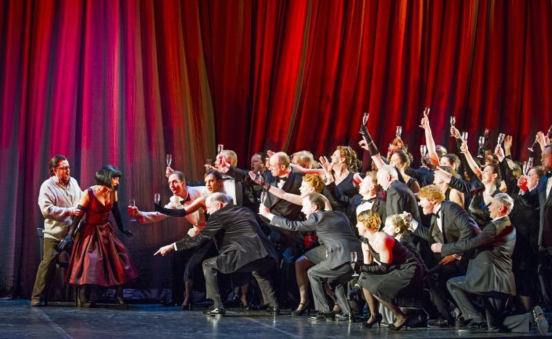 Seattle Opera Presents LA TRAVIATA