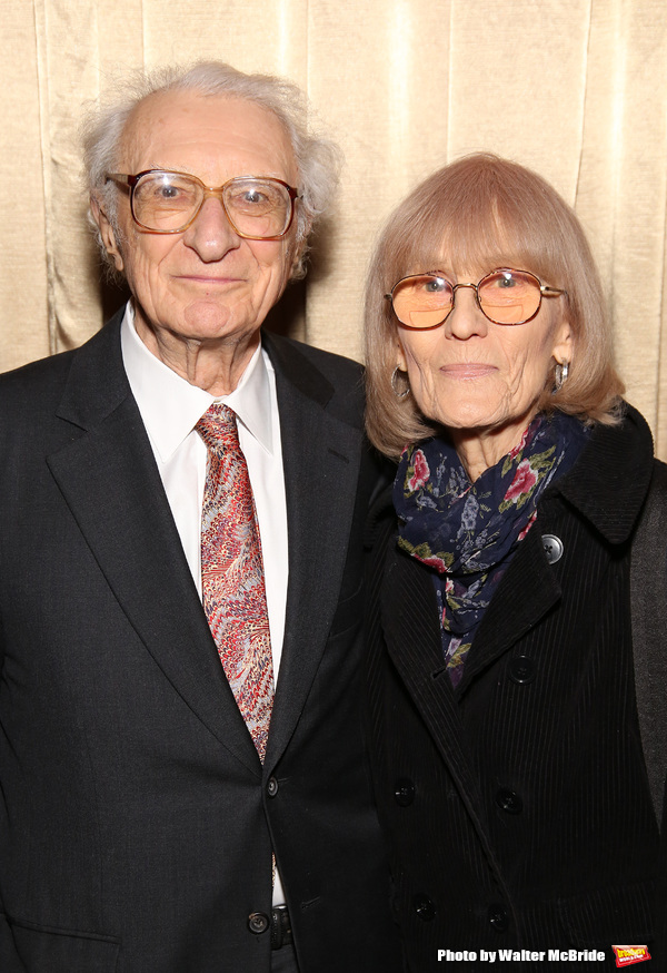 Sheldon Harnick and Margery Gray Harnick