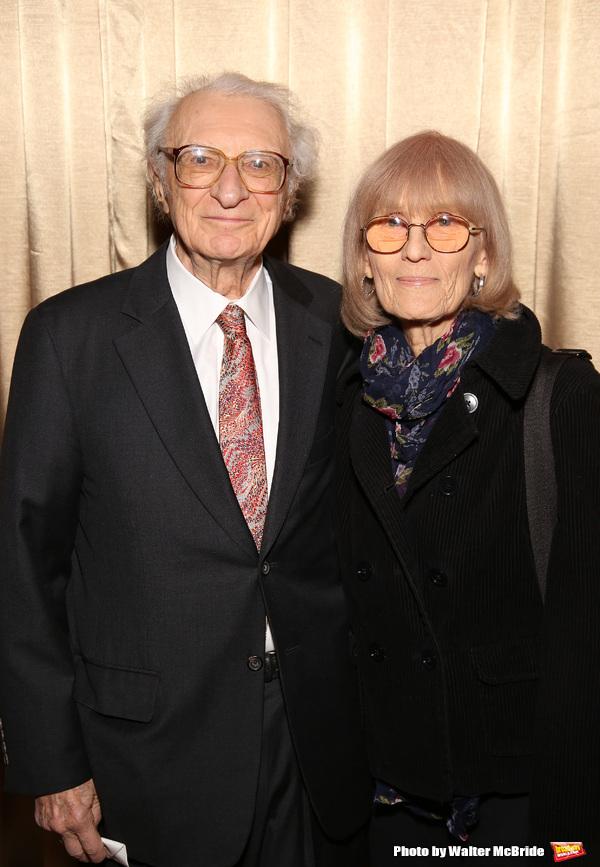 Sheldon Harnick and Margery Gray Harnick