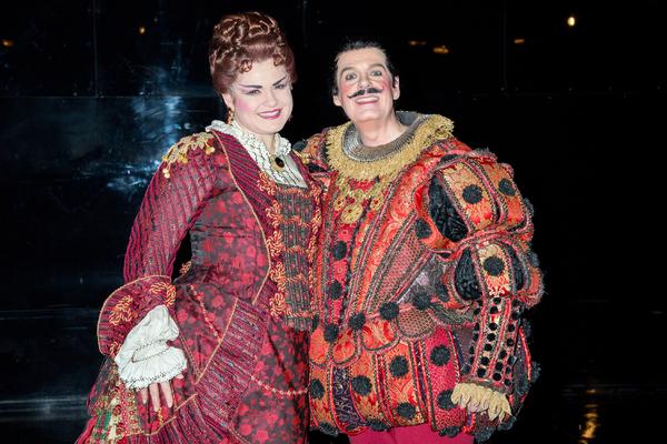 Photo Coverage: THE PHANTOM OF THE OPERA Celebrates 12000 Performances on Broadway!