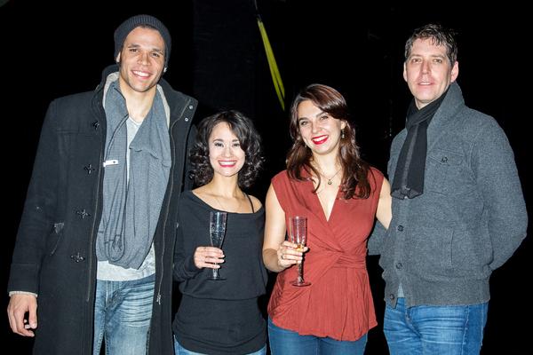 Jordan Donica, Ali Ewoldt, Rachel Eskenazi-Gold, James Barbour
