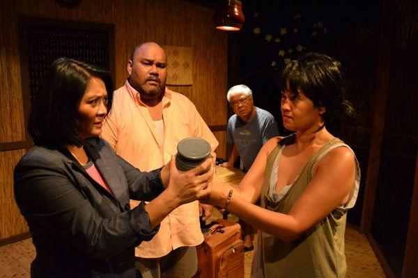 Photo Flash: BLOODLETTING Returns in January to Atwater Village Theater Following Sold-out Run