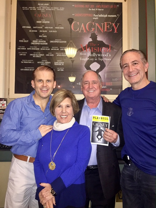Robert Creighton, Riki Kane Larimer, Neil Sedaka, and Bruce Sabath Photo