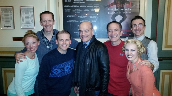 Robert Picardo with Robert Creighton