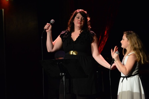 Lauren Elder and Isabelle Gottfried