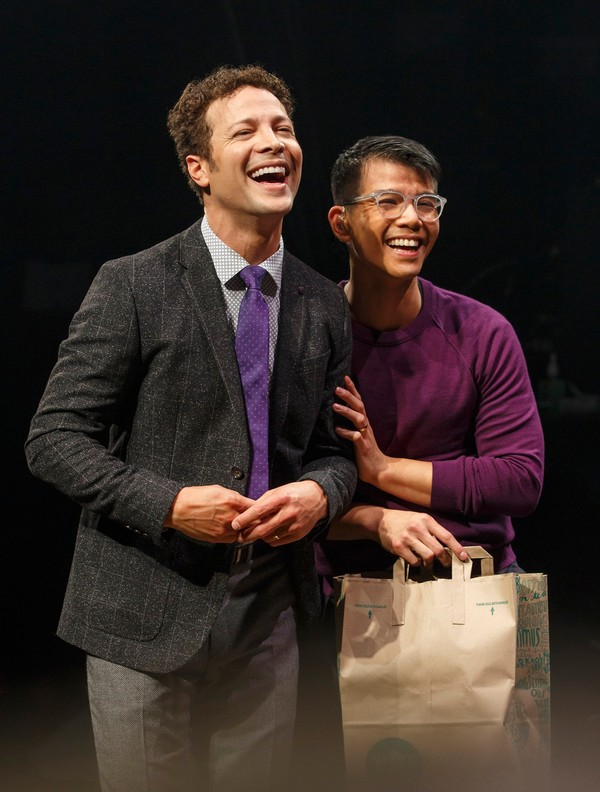 Photo Flash: First Look at Broadway's IN TRANSIT!