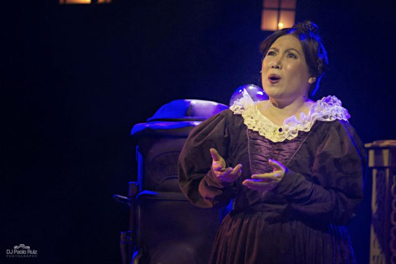 BWW Review: REP's 'A Little Princess' Pulls Out All The Stops