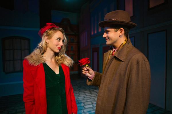 Photo Flash: She Loves Me - Musical at San Francisco Playhouse