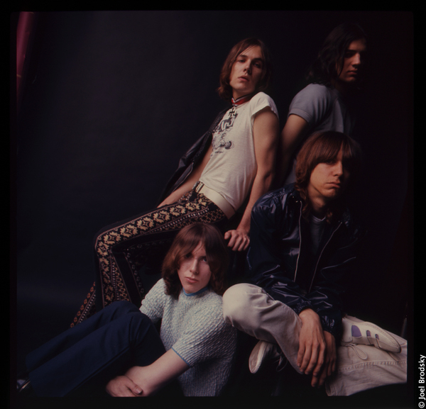 Ron Asheton, Scott Asheton, Dave Alexander, and Iggy Pop in GIMME DANGER, a Magnolia Pictures release. Photo courtesy of Amazon Studios / Magnolia Pictures. Photo credit: © Joel Brodsky.