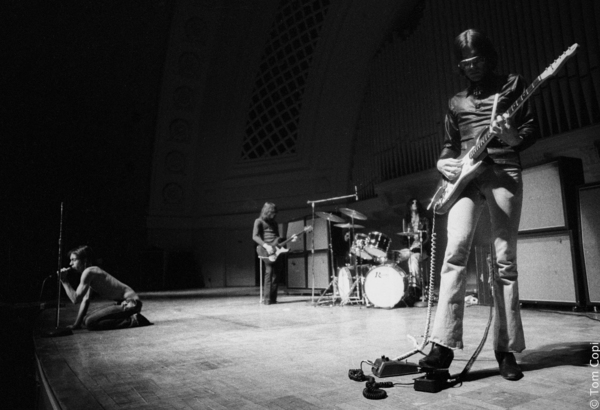 Photo Flash: MFAH Films Screens Iggy Pop & The Stooges Rock Doc GIMME DANGER