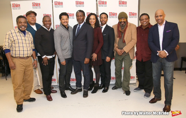 Photo Coverage: Meet the Cast of August Wilson's JITNEY on Broadway!