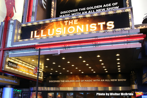 Photo Coverage: THE ILLUSIONISTS: TURN OF THE CENTURY returns to Broadway- Meet the Cast!