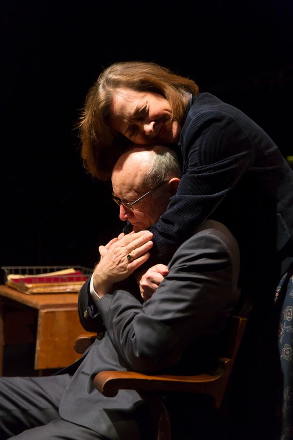Edward James Hyland and Karen Ziemba