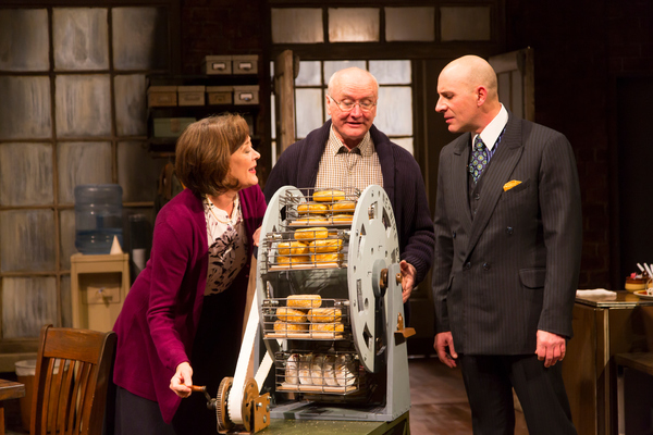 Photo Flash: Edward James Hyland, Liv Rooth, Karen Ziemba and More in OTHER PEOPLE'S MONEY at Long Wharf Theatre
