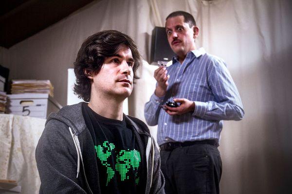 James Ford and Matt Steiner