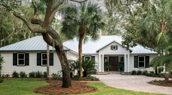 First peek at hgtv 2017 dream home on st simons island for Dream homes georgia
