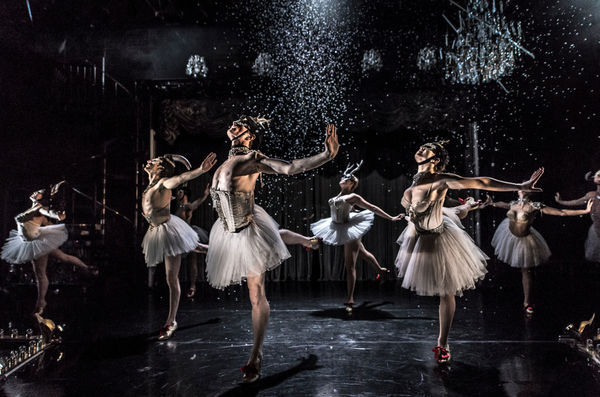 Photo Flash: Sizzling New Shots from Company XIV's Holiday Show NUTCRACKER ROUGE