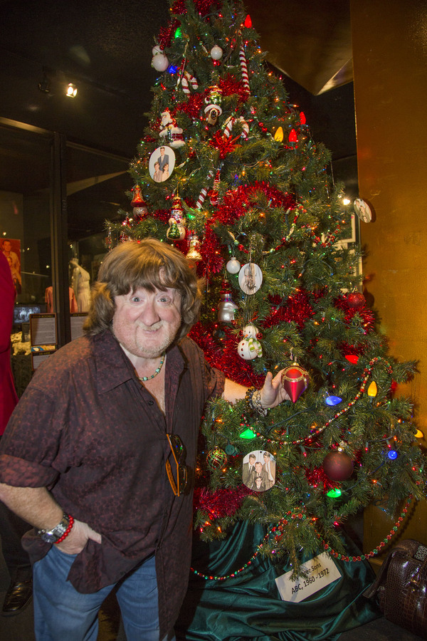 Photo Flash: Hollywood Museum Rings in the Holidays with Celebrity Christmas Ornaments For Charity