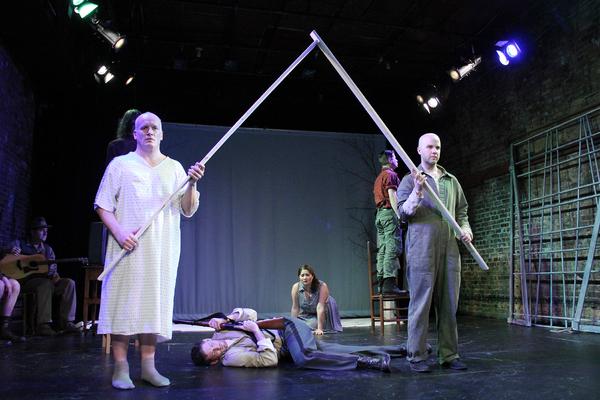 Photo Flash: La MaMa Experimental Theatre Club Presents CLOVER by Erik Ehn
