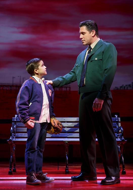 BWW Review: Nick Cordero Leads Robert De Niro/Jerry Zaks-Directed A BRONX TALE To Broadway