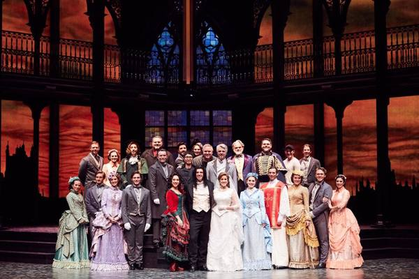 Photo: First Look at Cast of JEKYLL AND HYDE World Tour - Bradley Dean, Diana DeGarmo and More!