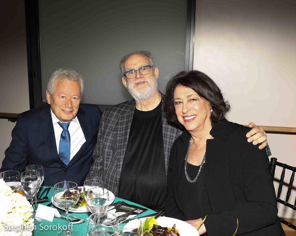 Stephen Sorokoff, William Finn, Lynne Meadow