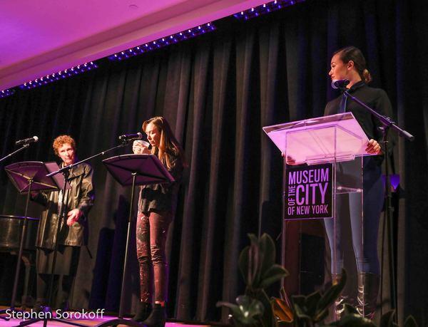 Brenda Wehle, Elizabeth Marvel, Solea Pfeiffer