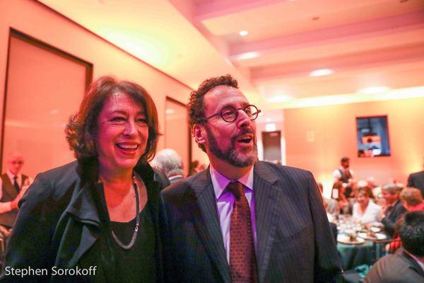 Lynne Meadow & Tony Kushner