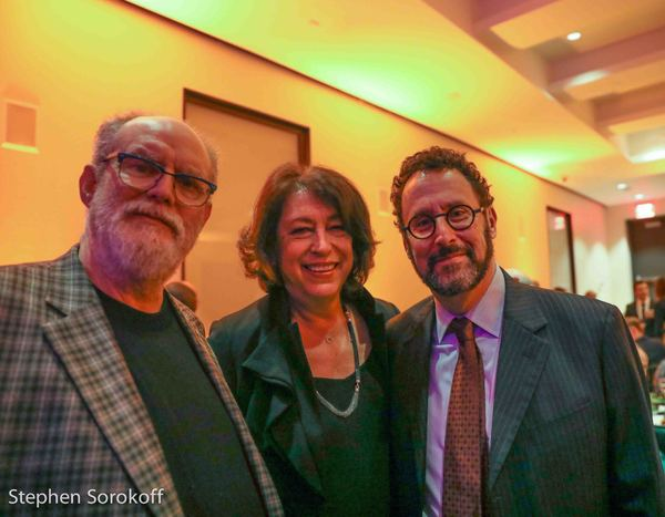 William Finn, Lynne Meadow, Tony Kushner
